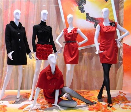 中国纺织业自主品牌仅占10% 面临大而不强的窘状