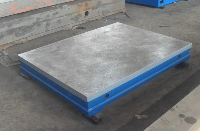 设置焊接平台压铸件浇注系统是应注意什么?
