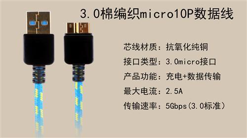 什么是USB连接线