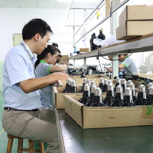 国内LED商业照明市场遭外企强攻