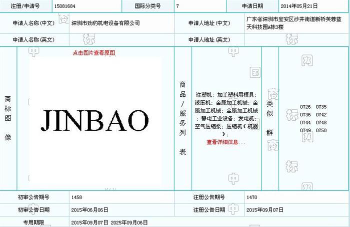 深圳劲豹是真的JINBAO品牌空压机吗?