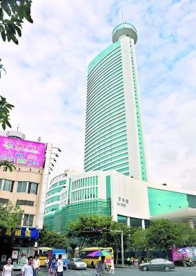 东莞厚街国际大酒店高清图片