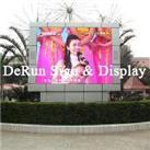 P10 DIP Outdoor Full-color Display