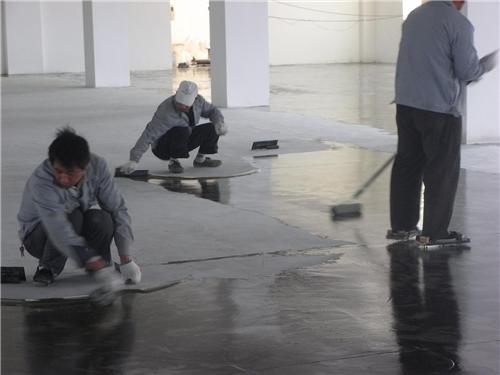 地坪工程施工品质保证