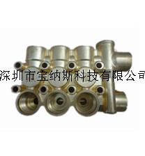 高压水泵泵体 数控镗铣床