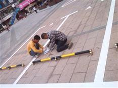 深圳热熔划线施工