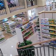 上海淘沙母婴店货架