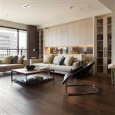 豪华客厅地板