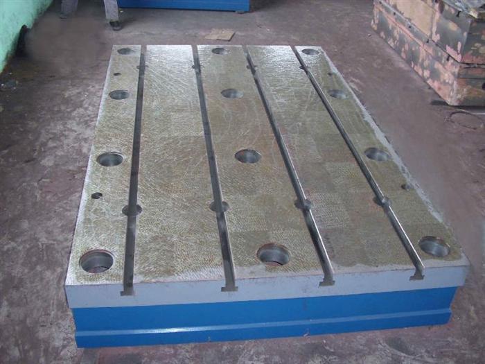 定做铆焊平板2