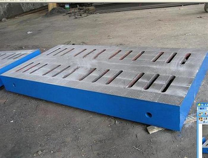 定做铆焊平板6