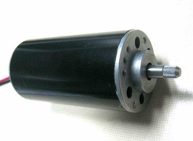 Pm Dc Motor