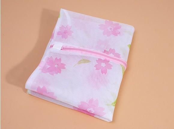 洗衣网袋折叠图