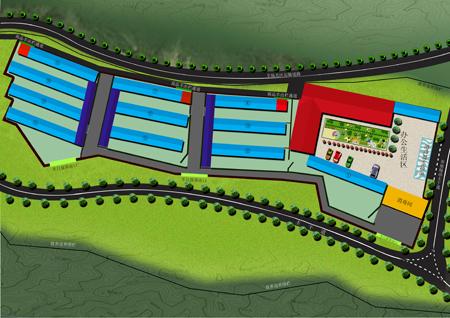 养牛场规划建设图纸_养牛场规划建设图纸图纸签名图片表v图纸确认图片