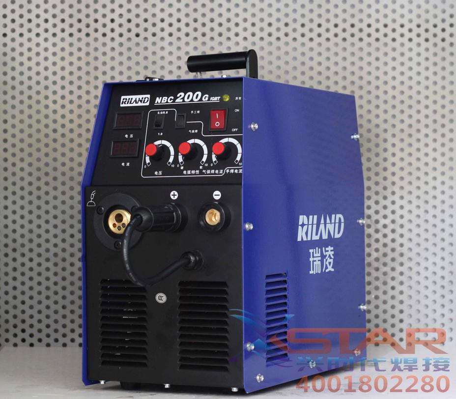 nbc200g瑞凌一体igbt气体保护焊机