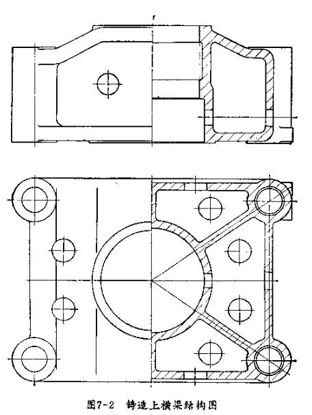 鸿钛裁断机关于液压裁断机机身结构分析!图片