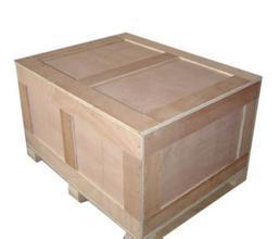 普通木箱包装