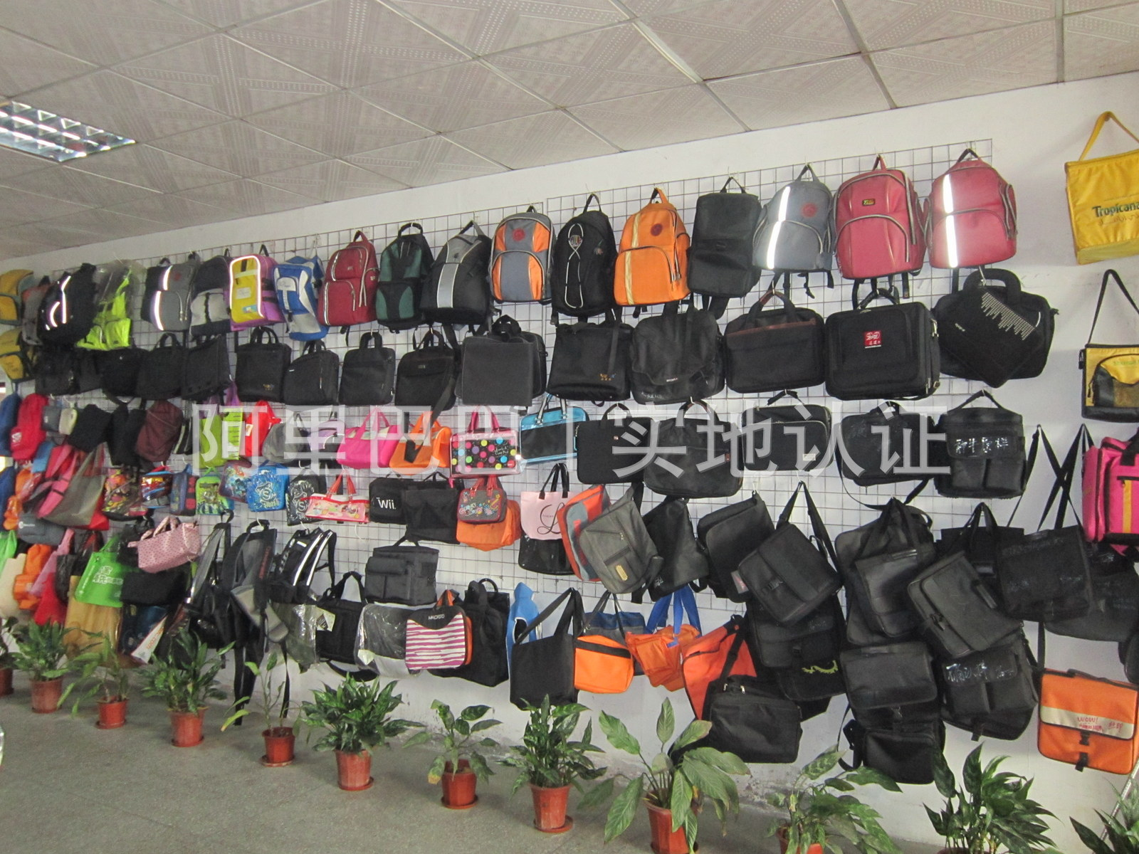All kinds of bags products