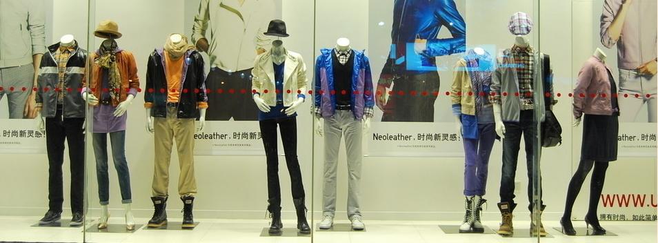 艺尚模特衣架【图3】