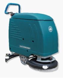 手推式洗地吸干机