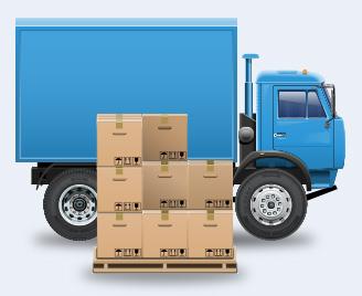 专业的配送运输,跨地区的服务能力