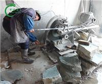 原石切割车间