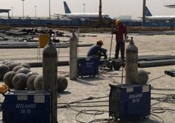 深圳机场维修机库