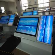 马拉西亚客户定制多屏网络广告机
