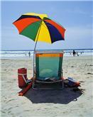 遮阳伞:罗马伞单边伞
