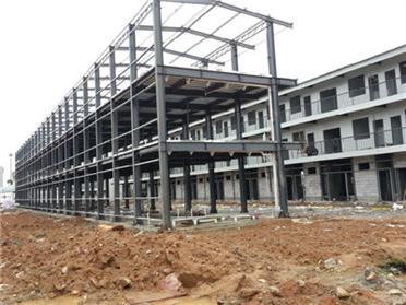 异形钢结构活动房系列