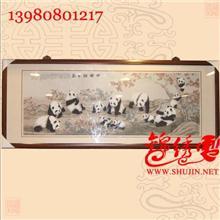 中华国宝图镜框