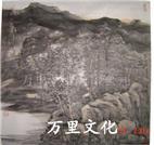 萬里畫廊推薦畫家朱敏作品