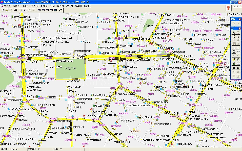 成都市电子地图_成都市电子地图_中科商务网