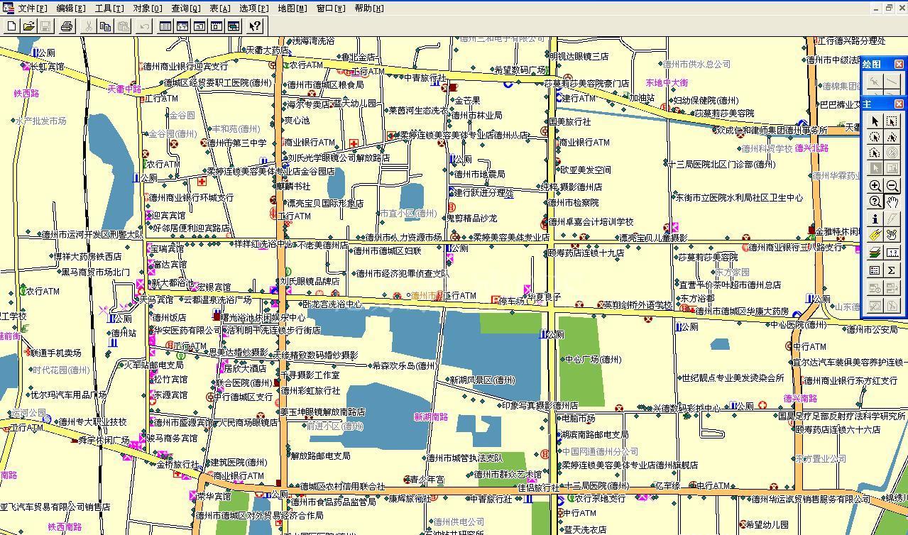 山东地图全图大图 山东地图全图大图下载 中国山东地图全图大图