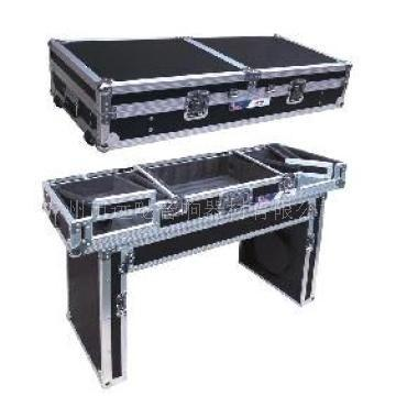 Dj Coffin Case With Table Leg Console Flite Case China