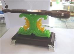 仿玉摆件 树脂工艺品 民族特色纪念品