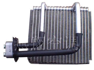 索纳塔蒸发器汽车空调汽车空调配件高清图片