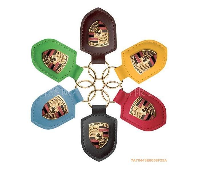 保时捷装饰钥匙扣,保时捷钥匙扣