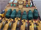 Cargo on deck