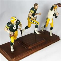 美国橄榄球队员 树脂工艺品 人物摆件