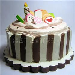 精美蛋糕 树脂工艺品