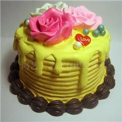 精美小蛋糕树脂工艺品