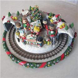 圣诞节装饰品 摆件 树脂工艺品
