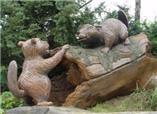 仿木景观设计工程
