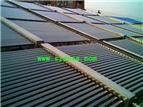 太阳能 + 热泵 热水工程