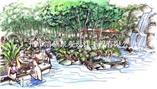 水上乐园景观设计