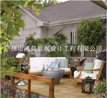 时尚家居阳台花园景观