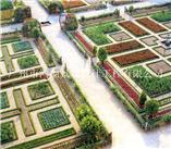 绿化景观规划图