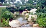 塑石园林景观