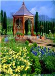 别墅园林绿化景观