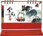 广州台历印刷厂,新年台历挂历印刷,专版台历生产价格